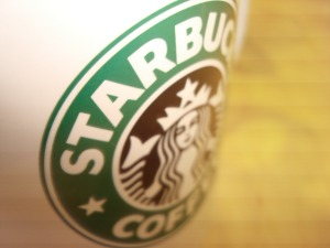 Starbucks Coffee Mug in Sofia