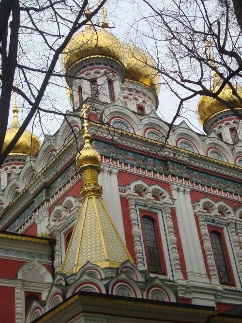 Shipka Memorial Church also called the Shipka Monastery