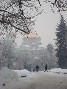 Nevski in January